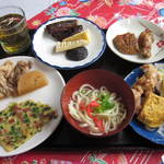 はいむるぶし - 沖縄料理ランチバイキング