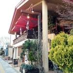 カスターニエ 軽井沢ローストチキン - 店の外観