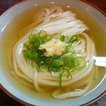 瀬戸内製麺710 - ひやひやかけ(H25.5.2)