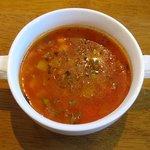 Caretta Caretta - 本日のスープ(夜:Aセット)