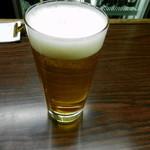 (有)旭屋酒店 - 生ビール(サッポロ)