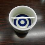 (有)旭屋酒店 - 日本酒(英勲 しぼりたて)