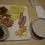 ななつの花 - 母の朝食