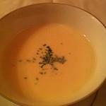 18768444 - コーンスープ。
