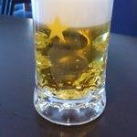 クルマヤ - 生ビール 480円