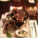 離れの宿 月のあかり - 料理写真:夕食