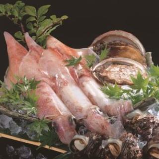 とれとれ鮮魚料理
