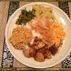 スリランカ料理 ラサハラ - 料理写真:セイロンプレート1000円 カレー3種ワンプレート