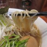 麺や来味 - 麺リフト