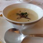 フランス料理 梓屋 - スープ