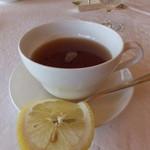 フランス料理 梓屋 - 紅茶