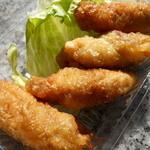 龍 - 鶏皮餃子