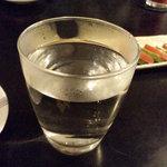 18773652 - 芋焼酎「竈」お湯割り 450円