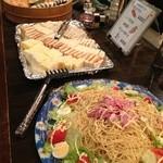 パパビート - フード付イベント用の料理(1)