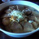 奥裏磐梯らぁめんや - 醤油チャーシュー麺