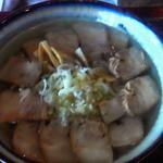 奥裏磐梯らぁめんや - 塩チャーシュー麺