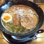 つなぎ亭 - 20130425らー麺700円