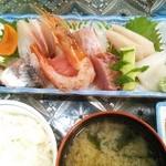 魚助 - お刺身定食 2,000円
