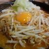 麺屋 清兵衛 - 料理写真:キムチ納豆ラーメン