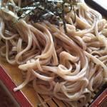 18777999 - ざるそば 細麺