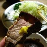 とんかつ 五郎十 - ロースカツ定食1150円