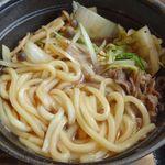 お食事 しもじ 本宮店 - 熊野牛セットの肉の量。お食事 しもじ 本宮店(和歌山県田辺市) 食彩賓館撮影