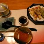 祝吉魚幸 - 料理写真:梅膳上にぎりコースのてんぷら