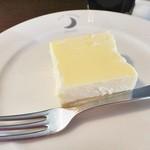 18781258 - チーズケーキ(アップ)