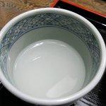 18782299 - 蕎麦湯