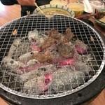 焼肉 権兵衛 - 牛カルビ(2013/5)