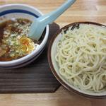 麺屋 たかはし - 醤油つけめん(680円)