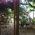 プリモピアット - 庭の眺め
