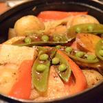 びすとろ UOKIN - 四季野菜蒸し焼き