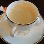 イツモノトコロ - ホットコーヒー400円