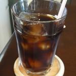 イツモノトコロ - アイスコーヒー400円