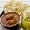 神戸Aarti - 料理写真:人気のナンカレーセット!迷ったらコレでしょ!
