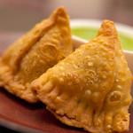 神戸Aarti - インドのコロッケ!?手作りサモサ!