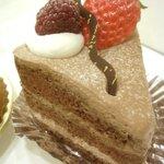 パティスリー アン - チョコレートケーキ