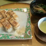 18791370 - 穴子寿司