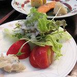 18791744 - 絶品トマト