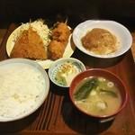 18792770 - サービス定食
