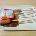 串家物語 - お肉、海鮮など