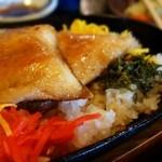 ダイマル大谷会館 - ホッケ魚醤、美味しいです。