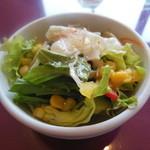 バンビーナ - 2013/05 セットのサラダ