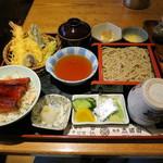 有馬 志波田 - 料理写真:志波田「松膳」(1500円)