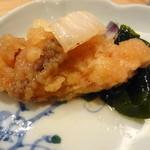 かまくら小花寿司 - 料理写真:お通し 鯖の南蛮漬け