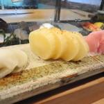 かまくら小花寿司 - お新香盛り合わせ