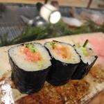 かまくら小花寿司 - ひもきゅう