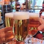 18797761 - サッポロ ドラフトビール(480円)♪