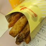 マーメイドギャレー - フライドポテト250円